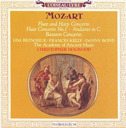 Mozart: Concerto for Flute, Harp, and Orchestra in C, K.299 - 3. Rondo (Allegro) Concerto Flute Harp