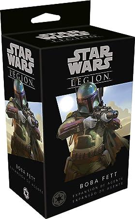 Fantasy Flight Games- Star Wars Legion: Boba Fett - Español, Color (FFSWL18) , color/modelo surtido: Amazon.es: Juguetes y juegos