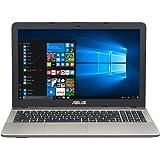 """ASUS K541UV-XO881T - Ordenador Portátil de 15.6"""" HD (Intel Core i3-6006U, 8 GB RAM, 1 TB HDD, NVIDIA GeForce GT920MX de 2 GB, Windows 10 Home) Negro chocolate - Teclado QWERTY Español"""