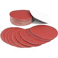 Discos Velcro de Papel de lija, Granulación
