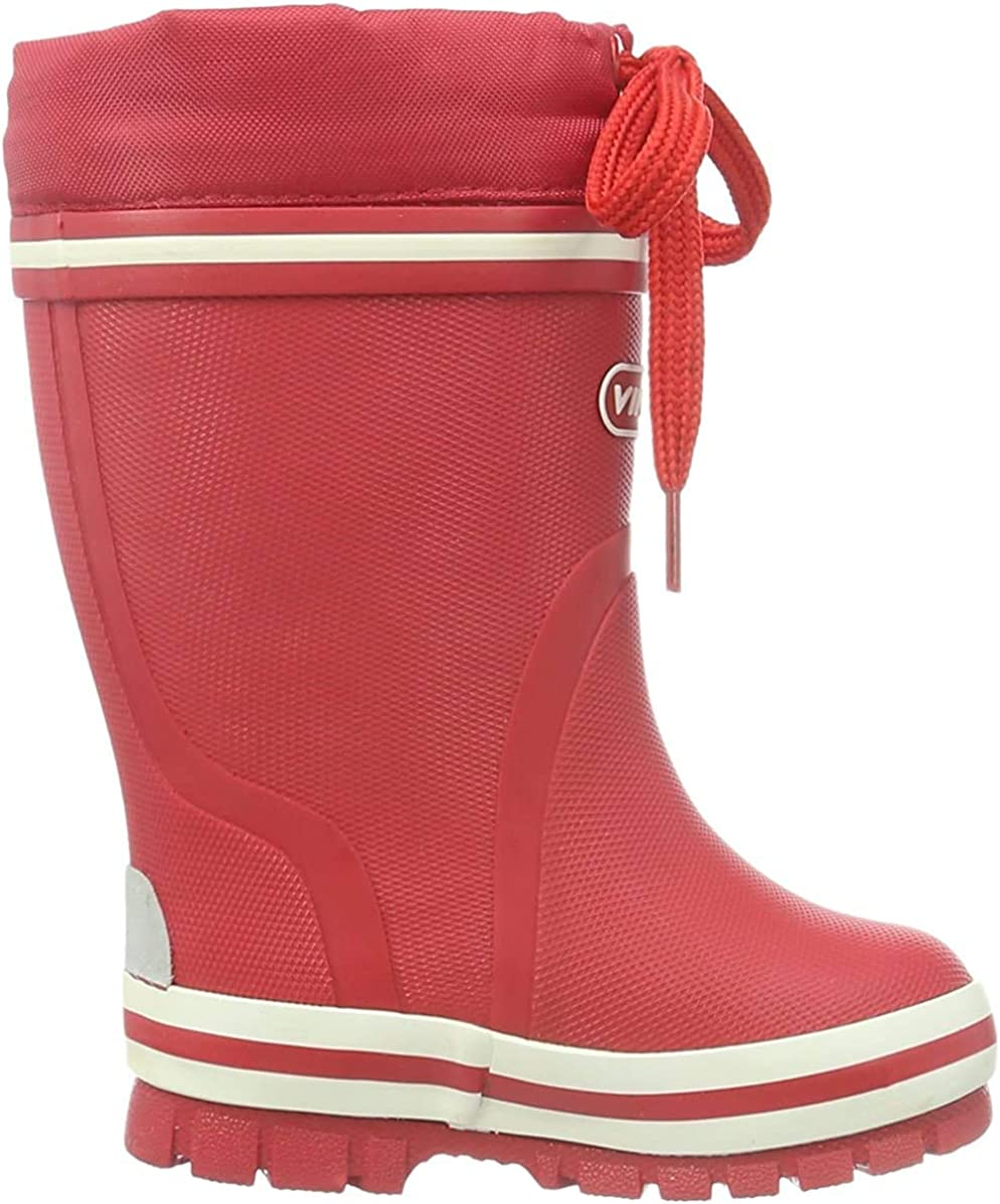 viking New Splash Winter Stivali di Gomma Unisex Bambini