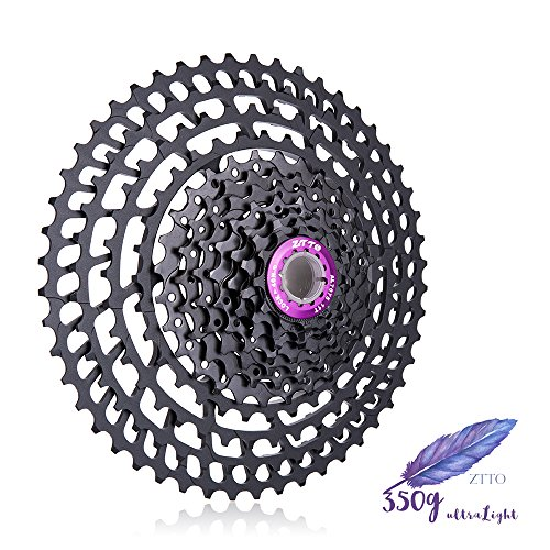 11 Speed Wide Ratio Super-Lightweight SLR Cassette 11-50 t by ZTTO by Ztto (Image #6)