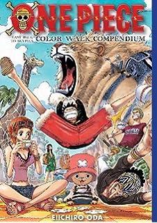 One Piece Color Walk Compendium East Blue To Skypiea
