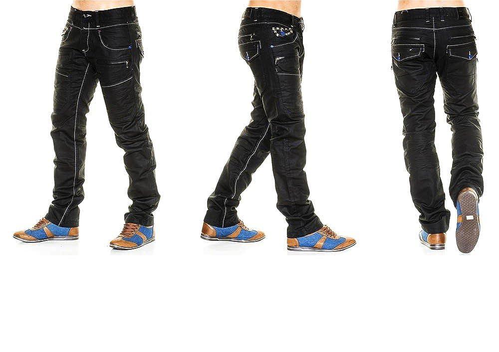 Herren Jeans Tokyo ID621 Straight Fit (Gerades Bein)  Amazon.de  Bekleidung b491bbb035