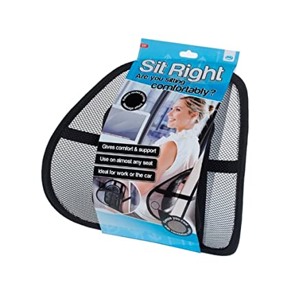 Sit Right Chair Back Support  sc 1 st  Amazon.com & Amazon.com: Sit Right Chair Back Support: Sports u0026 Outdoors