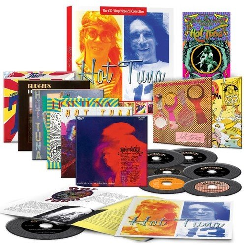 The CD Vinyl Replica Collection Boxset - Numbered 1,000 Worldwide - Cardboard Sleeve - High-Definition CD Deluxe Vinyl ()