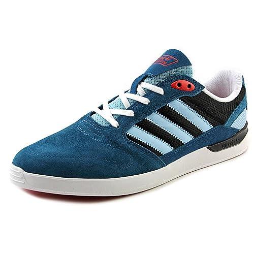 3cbff05d4ee57 Adidas ZX Vulc (Surf Petrol Blush Blue Black) Men s Skate Shoes-10   Amazon.ca  Shoes   Handbags