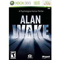 GAME ALAN WAKE - X360