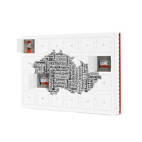 Calendario Repubblica.Artboxone Premium Calendario Dell Avvento Con Ferrero