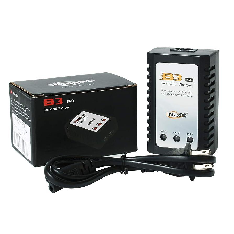かけがえのない抑圧ラフiMAX B6 80W 6A バランス充放電器 1-6s Lipo NiMh Li ion Ni Cd T-Plug XT60 タミヤ ケーブル (ミニ タミヤ) [並行輸入品]