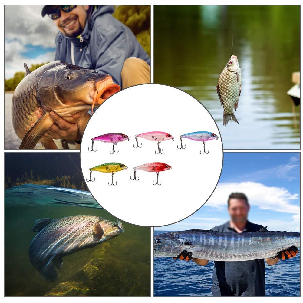 CDKZK 2 Piezas Nylon Fishing Tackle Herramienta Accesorio Fishing Rod Portaequipajes Tackle con Tapa Cubierta Junta para Kayak Barco Canoa