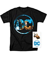 DC Comics Logo Justice League Characters Exclusive T Shirts & Stickers