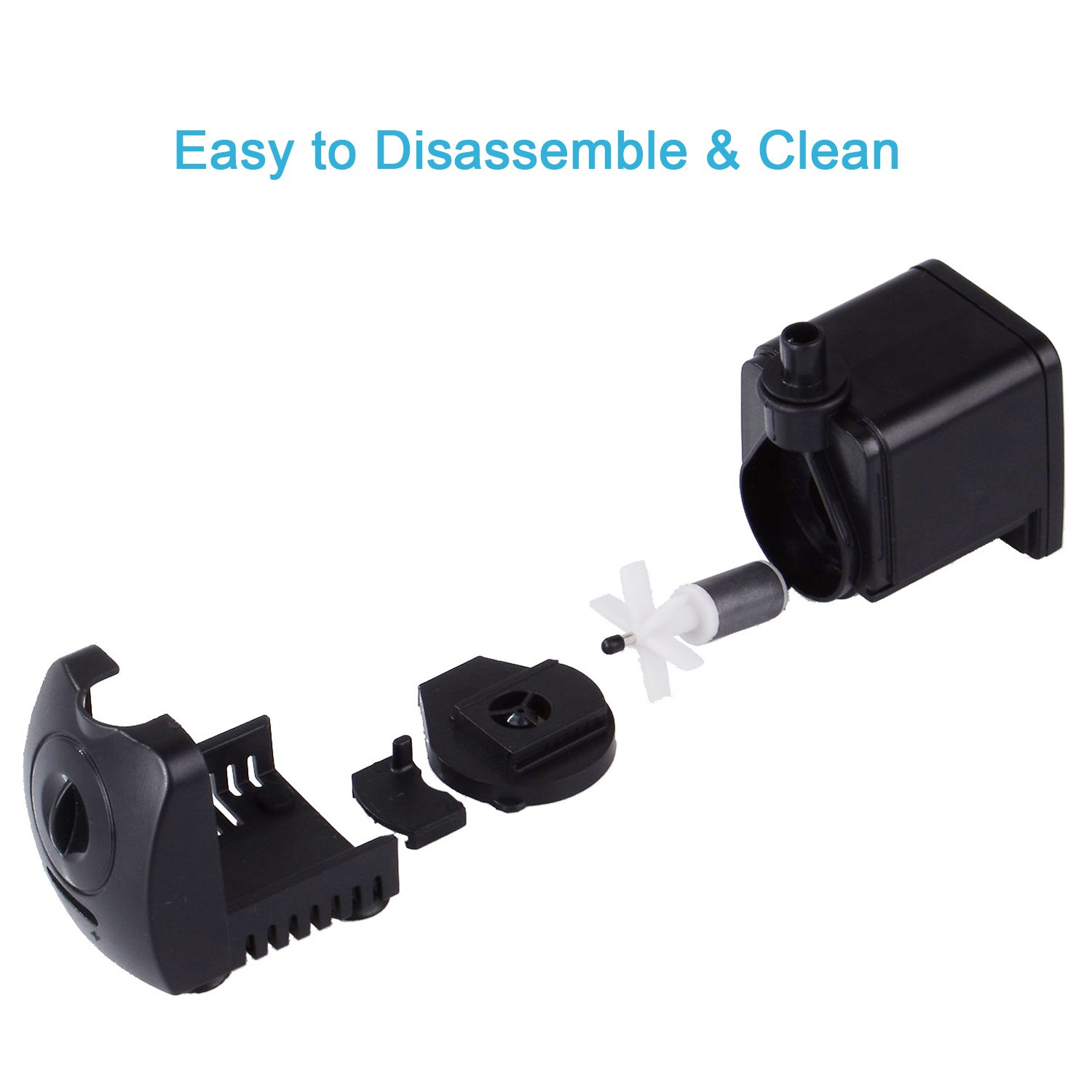 Pet Supplies Beautiful Current Usa 6004 660 Gph Eflux Accessory Wave Pump Removing Obstruction
