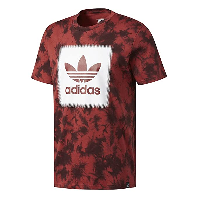 Camiseta Adidas Originals BB LOGO RMX 2 Mystery Red