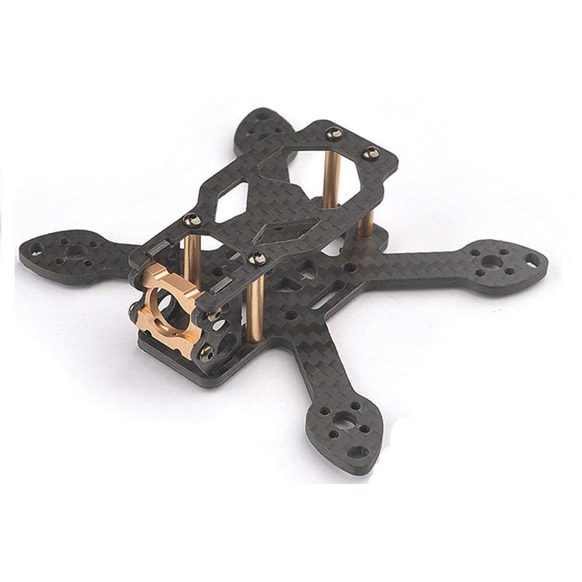 90mm 3K Carbon Fibre Quadcopter Rahmen für Racing Quadcopter Micro ...