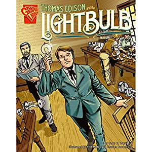 Thomas Edison and the Lightbulb Audiobook