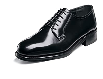 Florsheim Mens Lexington Plain Toe Black Oxford - 7 D 25769440403