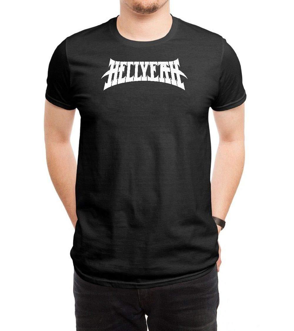 Hellyeah Logo Short Sleeve S Shirts