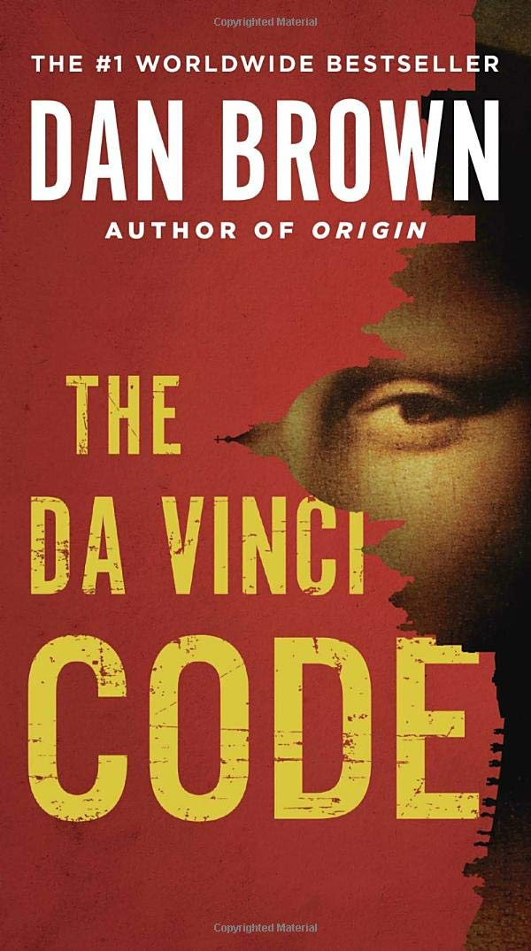 Amazon The Da Vinci Code Robert Langdon 9780307474278 Dan