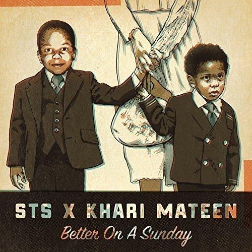 Vinilo : Sts & Khari Mateen - Better On A Sunday (LP Vinyl)