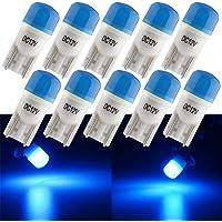 Grandview T10 501 LED Bombillas de Cerámica Azul