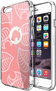 FGHSFRT Animal Crossing New Horizons Pink Nook Phone Inspired Design Case Cover Compatible for iPhone (6 Plus/6s Plus)