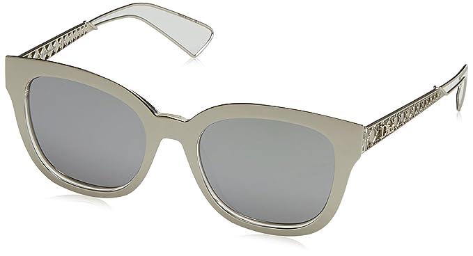Dior DIORAMA1 DC TGU Gafas de sol, Plateado (Silver Pld ...