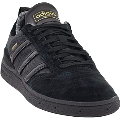 best sneakers 1b835 9c9a6 adidas Skateboarding Men s Busenitz Gore-Tex¿ Black Carbon Gold Metallic 6 D
