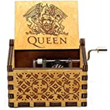 Global Shop Caja Musical Queen Bohemian Rhapsdy