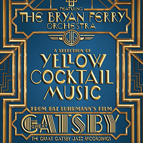 CD : Bryan Ferry - Great Gatsby (CD)