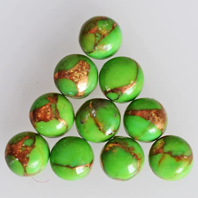 Reasonable Price Green Copper Turquoise Lot Cabochon Turquoise Suppliers 22x16MM Oval Shape Jewellery Making Gemstone Top Quality Lot,