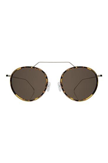 Illesteva Wynwood Ace Tortoise Sunglasses by Illesteva