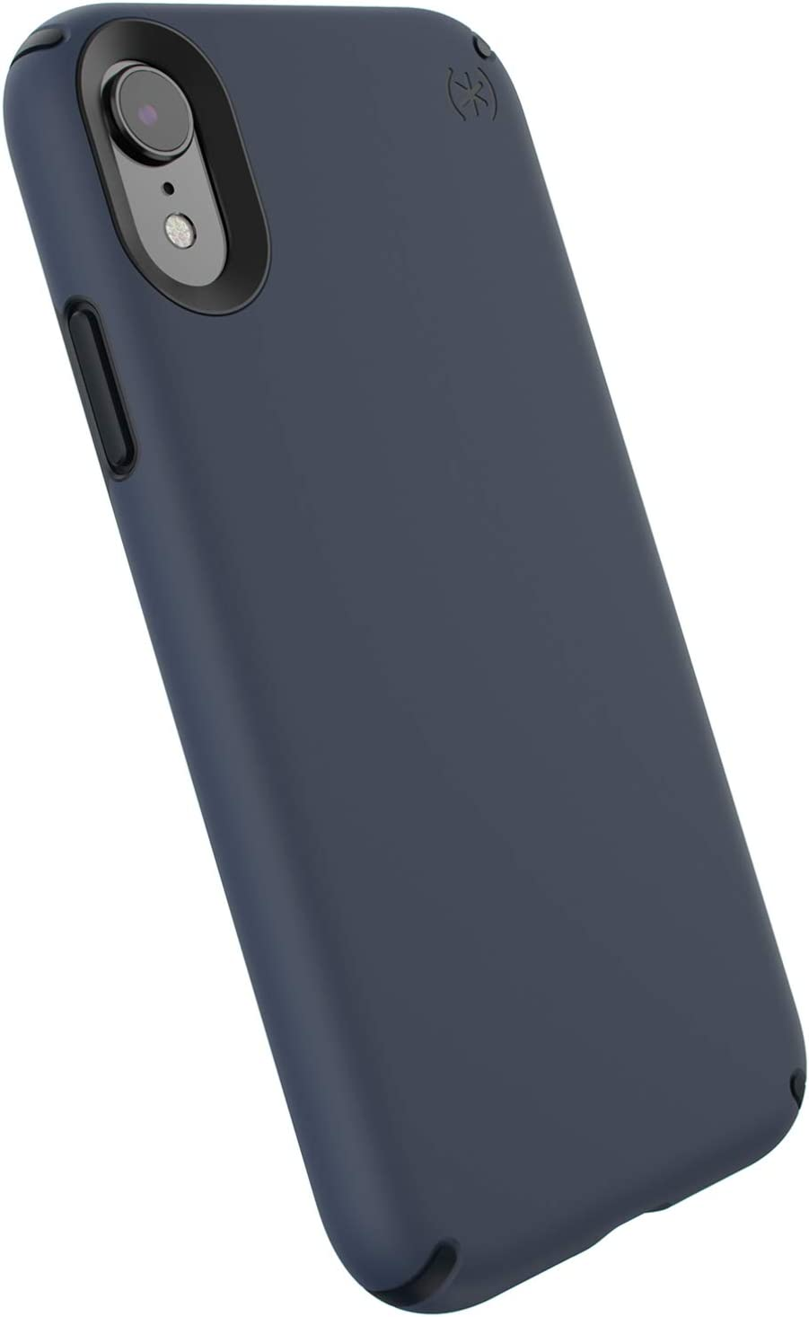 Speck Products Presidio Pro iPhone XR Case, Eclipse Blue/Carbon Black
