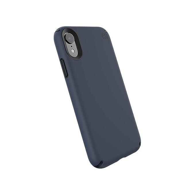 sale retailer 4290e 33835 Speck Products Presidio Pro iPhone XR Case, Eclipse Blue/Carbon Black