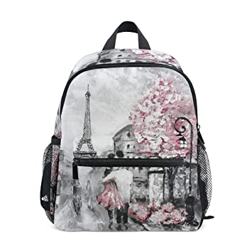 cb4ed5895b1b Amazon.com   TropicalLife Romantic Paris Eiffel Tower Kid Preschool ...