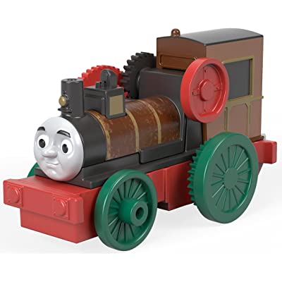 Thomas & Friends Fisher-Price Adventures, Theo The Experimental Engine: Toys & Games