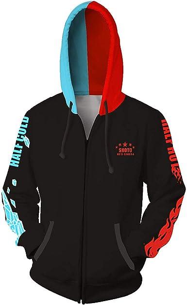 My Boku No Hero Academia Training Suit Sweatshirt Cosplay Costume Suit
