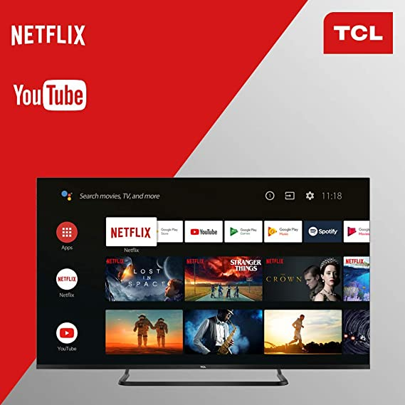 TCL TV LED 50EP681 Android TV: Amazon.es: Electrónica
