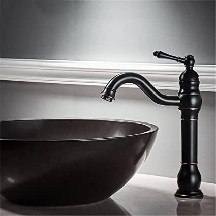 ETERNAL QUALITY Bathroom Sink Basin Tap Brass Mixer Tap Washroom ...