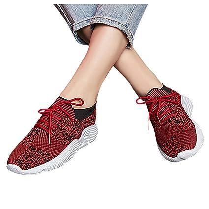 Zapatillas de Deporte Hombres Mujer Running Zapatos para Correr ...