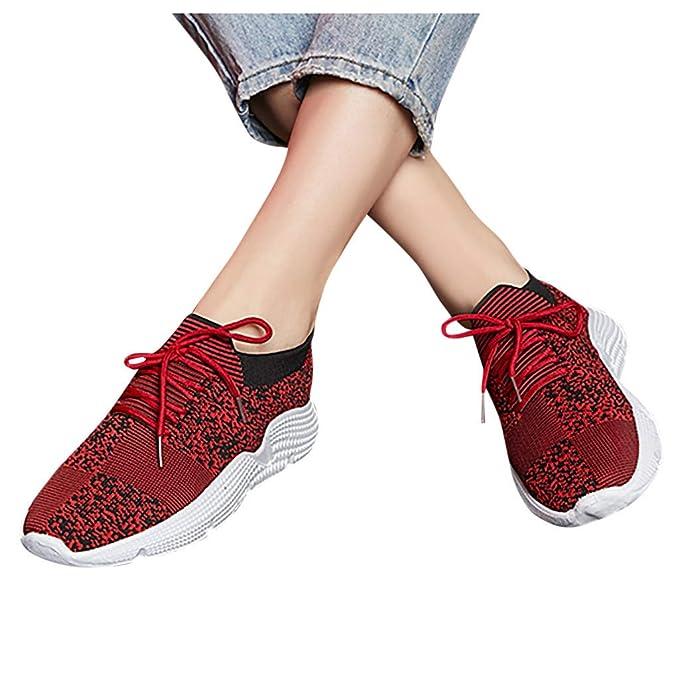 Zapatillas de Deporte Hombres Mujer Running Zapatos para ...