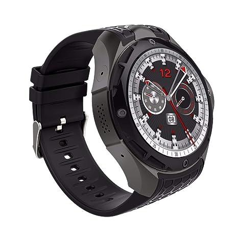 NBWE Reloj IP68 a Prueba de Agua Smartwatch Phone, Android ...