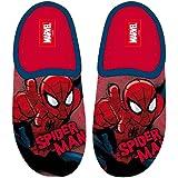 Spiderman , Chaussons pour garçon rouge rouge