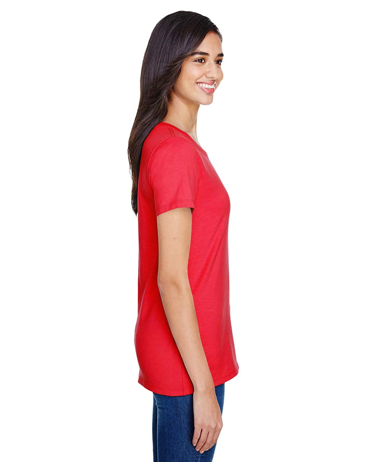 fd09fc25bd77 Champion - Women's Short Sleeve T-Shirt - CP20 at Amazon Women's Clothing  store: