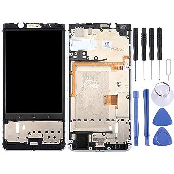 JIAHENG Nuevas Piezas de reparación for Blackberry Keyone Pantalla ...