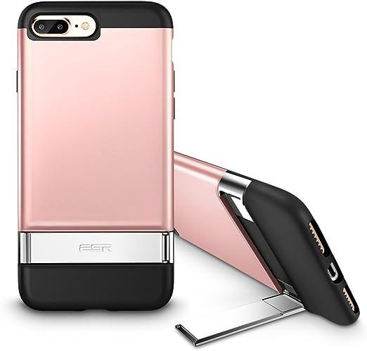 iPhone 8 Plus Case, iPhone 7 Plus Case, ESR [Metal Kickstand] Case ...
