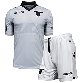 52014281db5 SS Lazio Macron Official Complete Kit Europe Child Junior Goalkeeper 2015/2016  Size JS: Amazon.co.uk: Sports & Outdoors