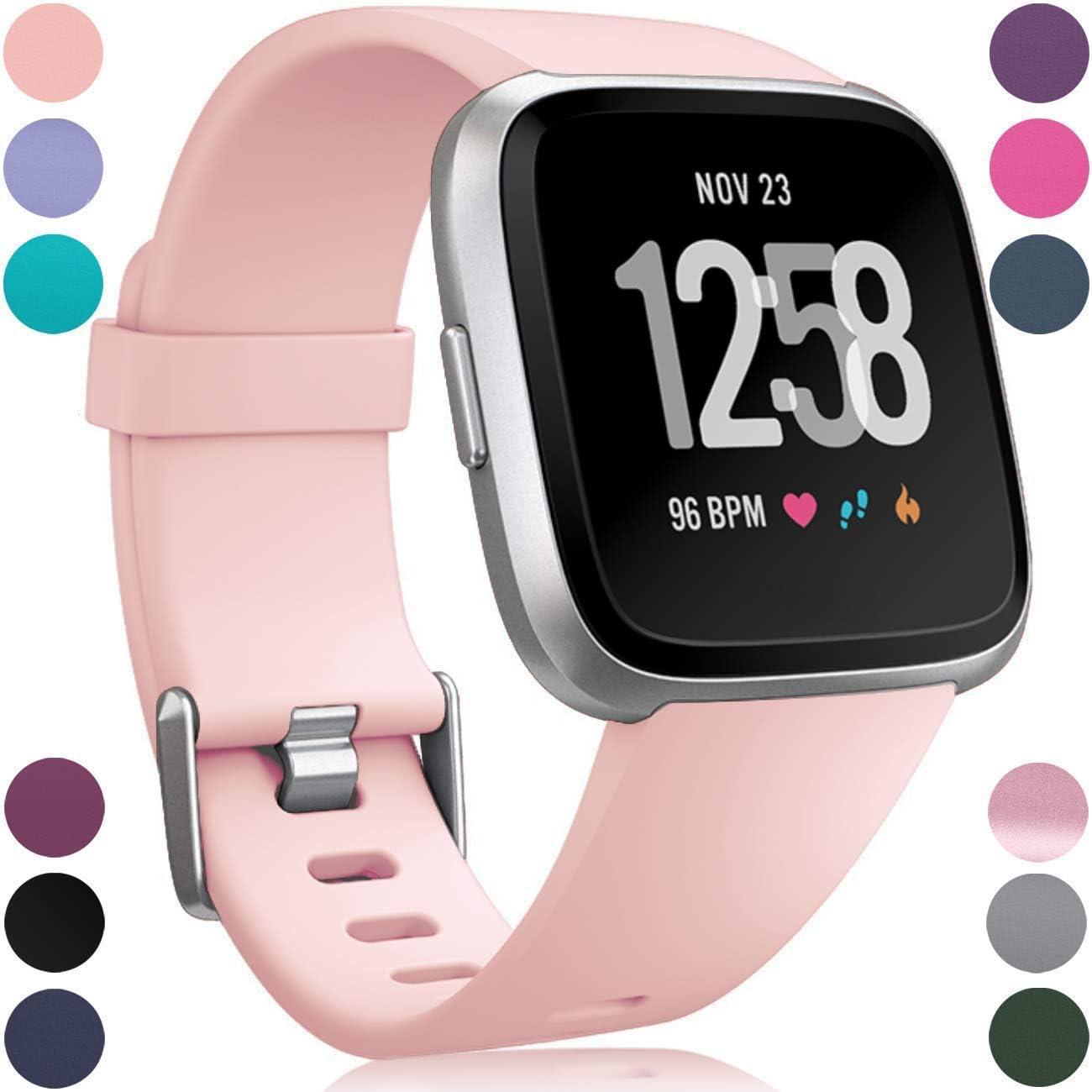 Malla para Fitbit Versa SmartWatch y Versa Lite SE talle S