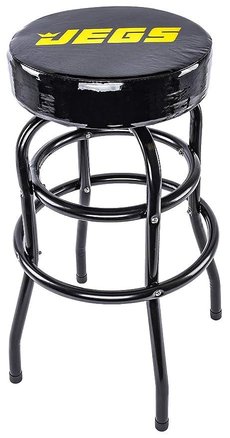 Amazing Amazon Com Jegs 88000 Bar Stool 300 Lb Capacity 28 1 2 In Ibusinesslaw Wood Chair Design Ideas Ibusinesslaworg
