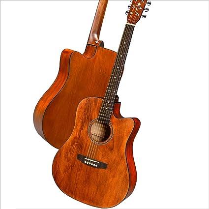 Aigliady 41 pulgadas Principiante Chico Chica Guitarra Serie Retro ...